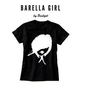 Barella Girl Basic T for Gail